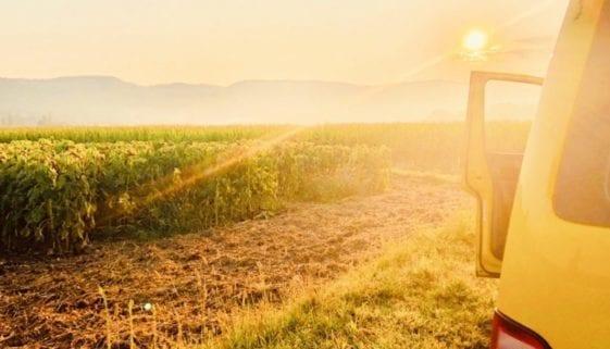 7 things I learned living in a van