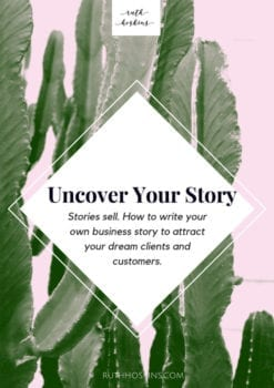 Uncover Your Story