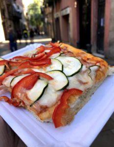 Pizza El Born Barcelona