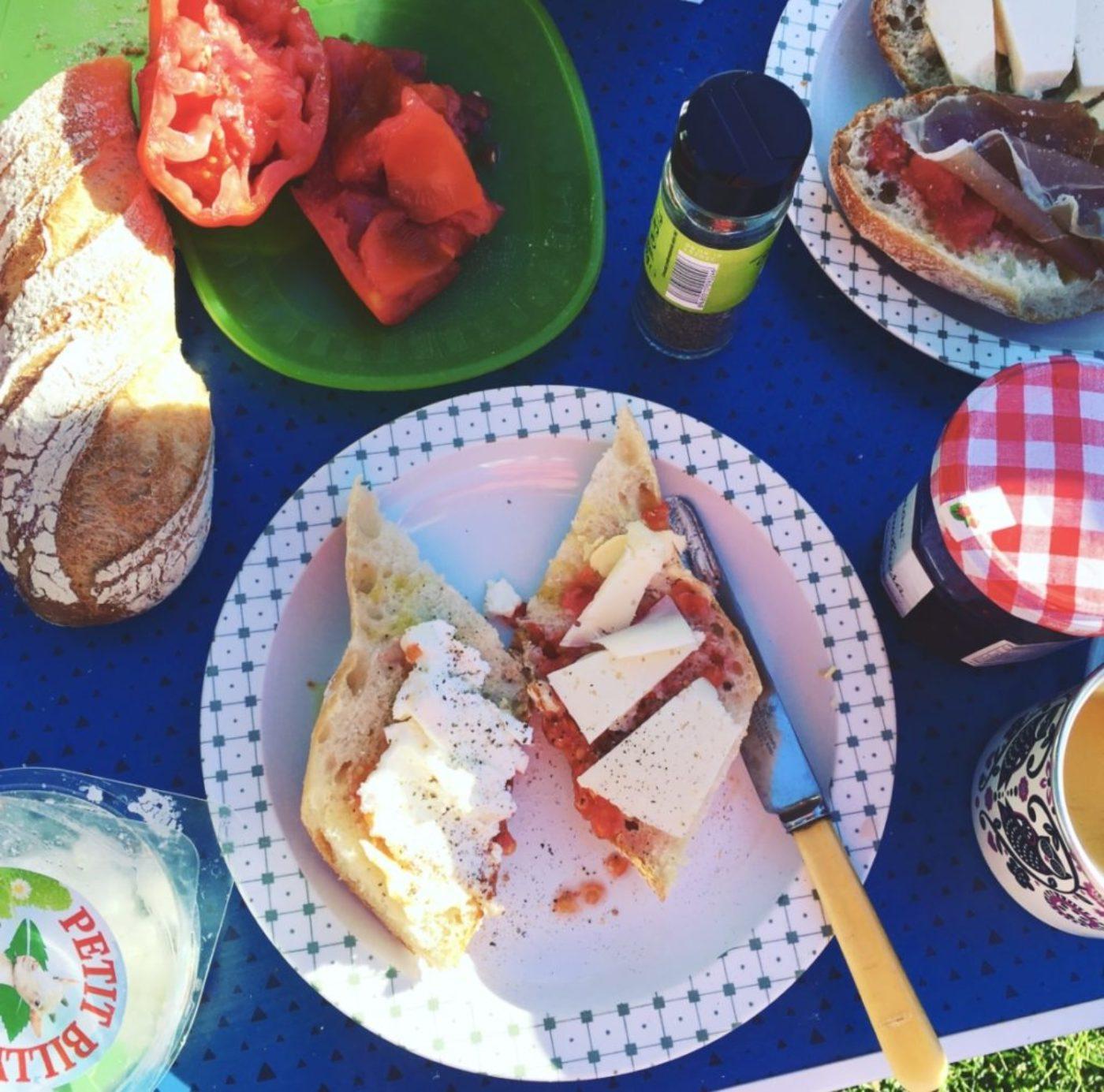 Camping Breakfast france